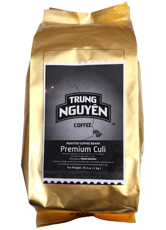 Kawa ziarnista Premium Culi 1kg  - Trung Nguyen