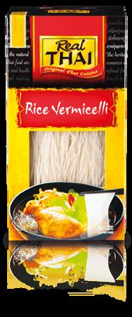 Makaron ryżowy Vermicelli 375g Real Thai