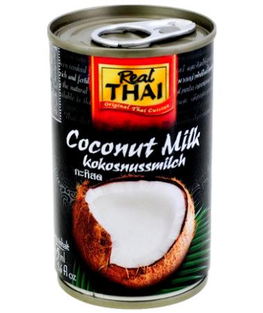 Mleko kokosowe 85% Real Thai 165ml