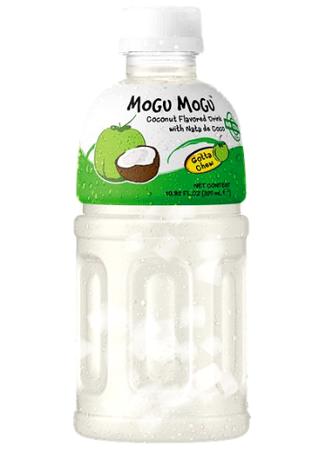 Mogu Mogu Kokos z galaretką kokosową 320ml