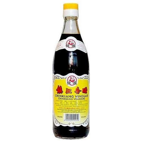 Ocet ryżowy czarny 550ml Chinkiang
