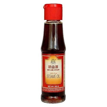 Olej sezamowy 150ml