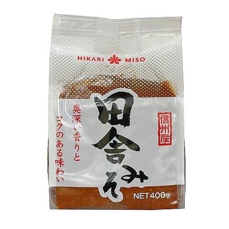 Pasta Miso ciemna 400g Hikari