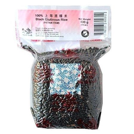 Ryż czarny kleisty 400g