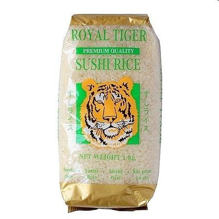 Ryż do sushi 1kg Royal Tiger