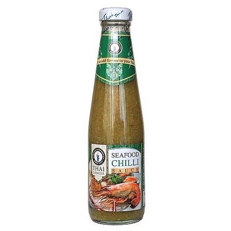 Sos chilli do owoców morza 300ml zielony