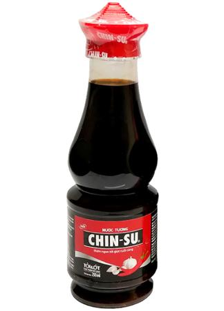 Sos sojowy z chili i czosnkiem Chin-Su 250ml