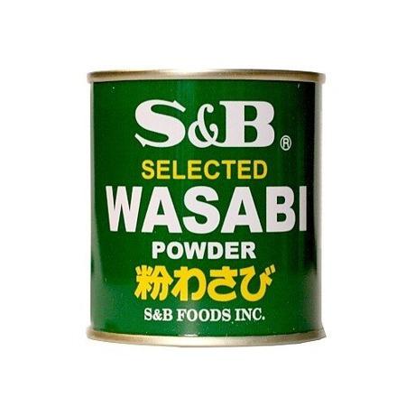 Wasabi w proszku 30g S&B