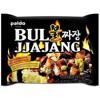 Bul Jjajang, makaron z sosem z czarnej fasoli na ostro 203g - Paldo