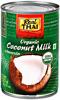 Mleko kokosowe BIO 85% Real Thai 400ml