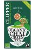 Zielona herbata Chai organiczna, 20 saszetek Clipper